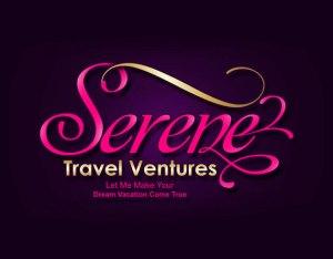 Travel venture logo design
