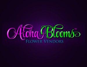 Flower business logo